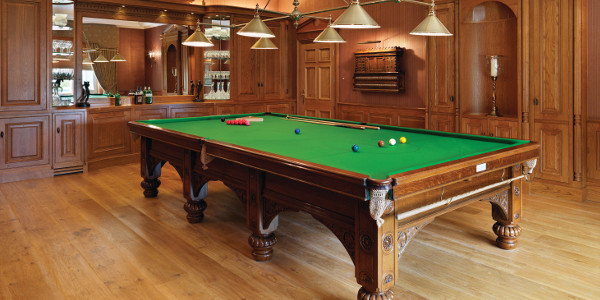 Snooker Rooms