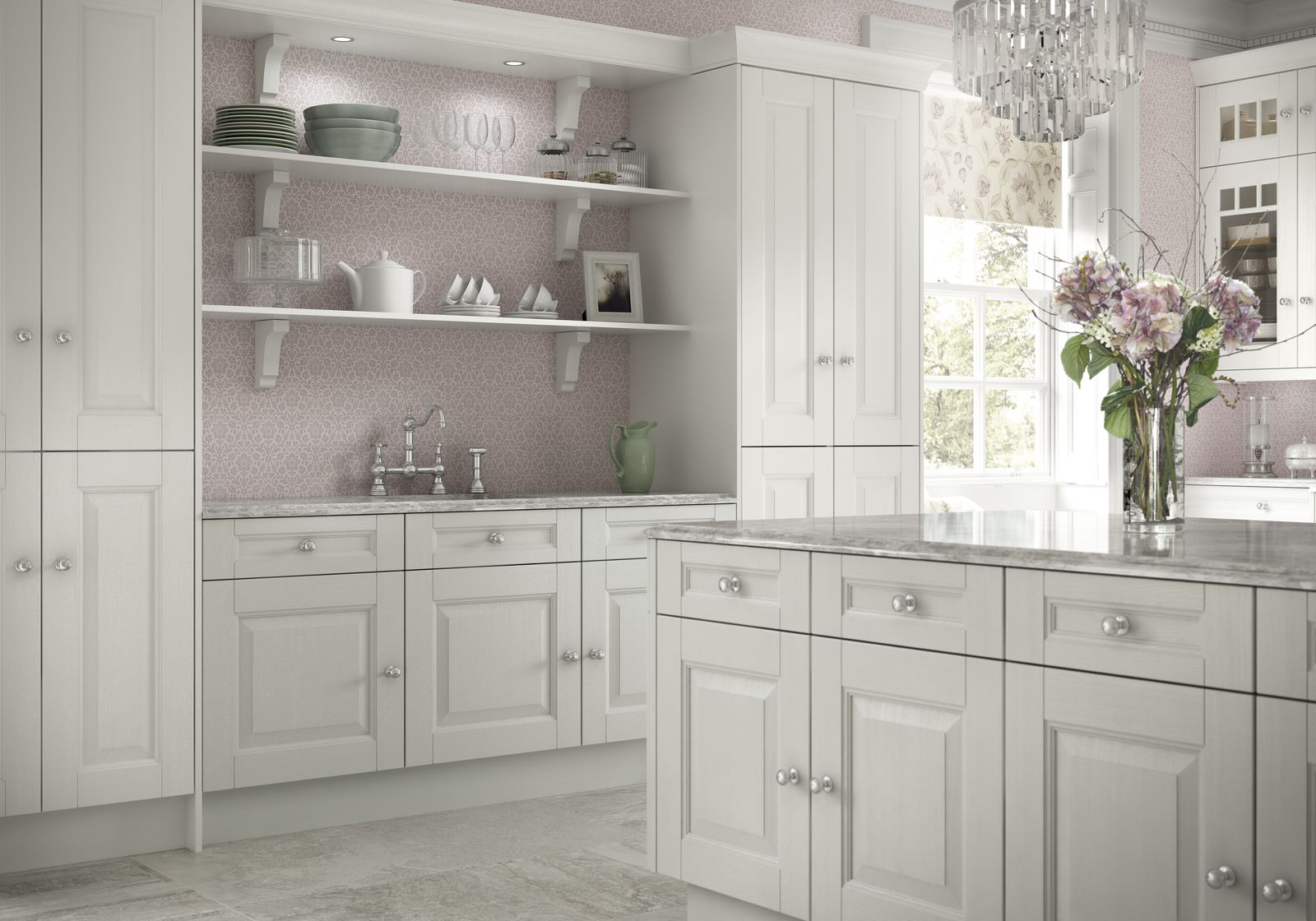 Bedale Collection Laura Ashley Glotech Kitchens