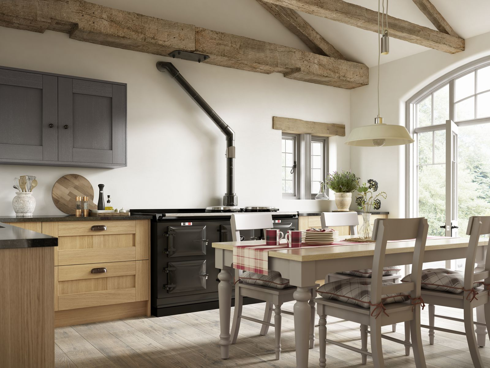 Linton Collection Laura Ashley Glotech Kitchens